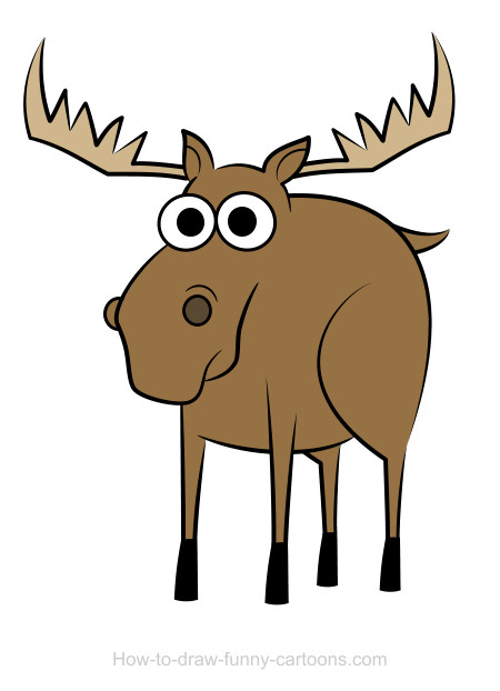 450x622 Drawings Of Moose Coloring Photos Cure Vector Line Drawing A Bull