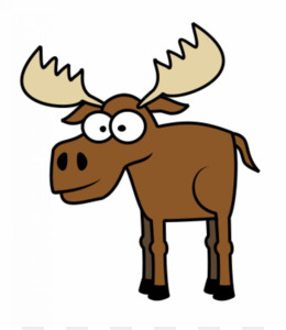 260x300 Moose Png And Psd Free Download