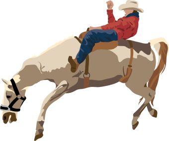 340x284 Impressive Inspiration Rodeo Clip Art