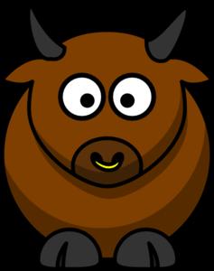 237x300 Bull Clip Art