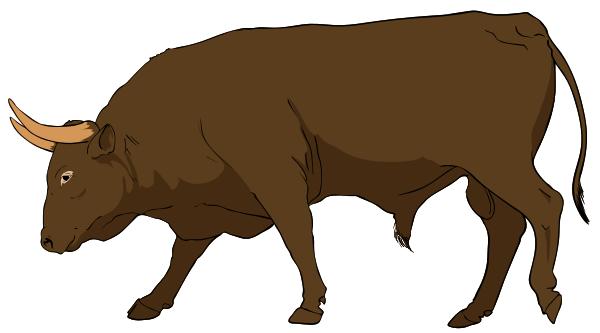 600x333 Free Bull Clipart, 1 Page Of Public Domain Clip Art