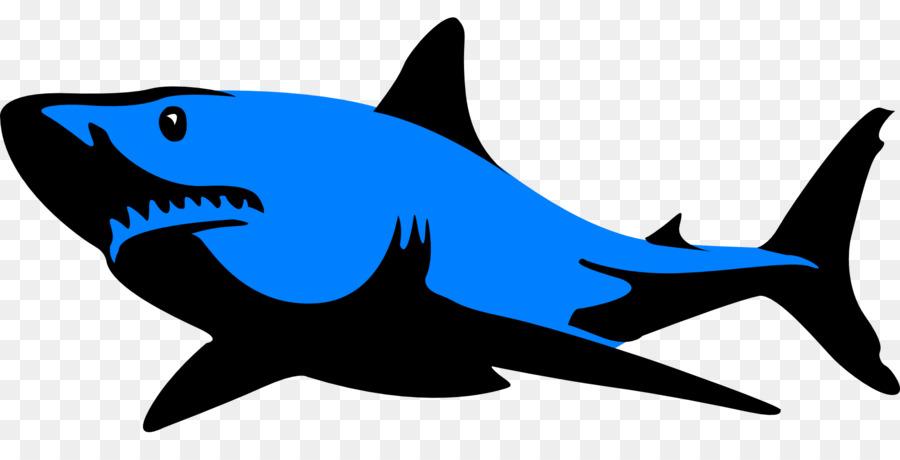 900x460 Great White Shark Stencil Bull Shark Clip Art