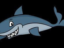 220x165 Shark Images Clipart