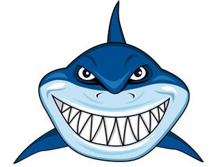 320x240 Shark Fin Blue Shark Clip Art
