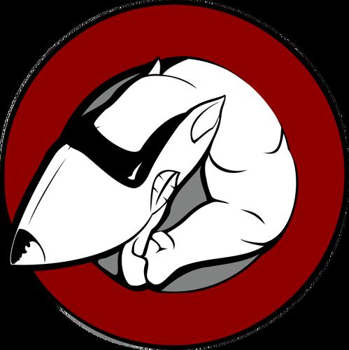 499x500 Bull Terrier Icon Public Domain Vectors
