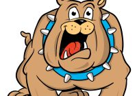 200x140 Pictures Of Cartoon Bulldogs Cartoon Bulldog English Bulldog