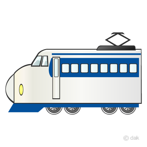 480x480 Free Bullet Train Cartoon Amp Clipart Amp Graphics [Ii]
