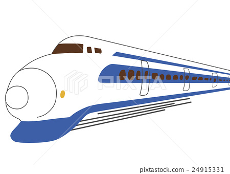 450x340 Bullet Train Clip Art