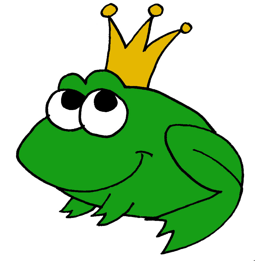 907x880 Great Pic Of A Frog Clip Art Prince Waiting To Be Kissed Royalty