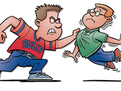 400x300 Bullying Pictures Cartoons Group