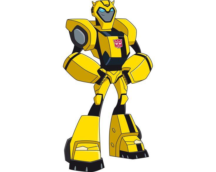 Bumblebee Transformer Clipart