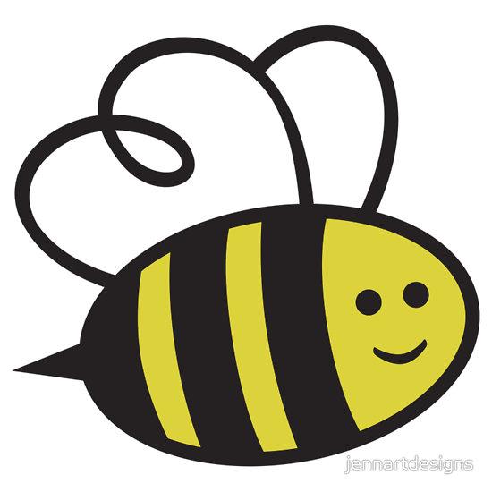 550x550 Cute Bumble Bee