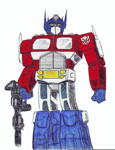 230x300 Optimus Prime Transformers Clipart Free Images
