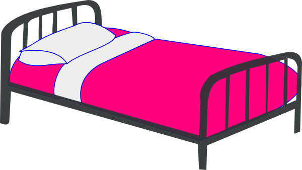 600x338 Cliprt Make Bed I Like My Bed Because I Rest My Bodyfter