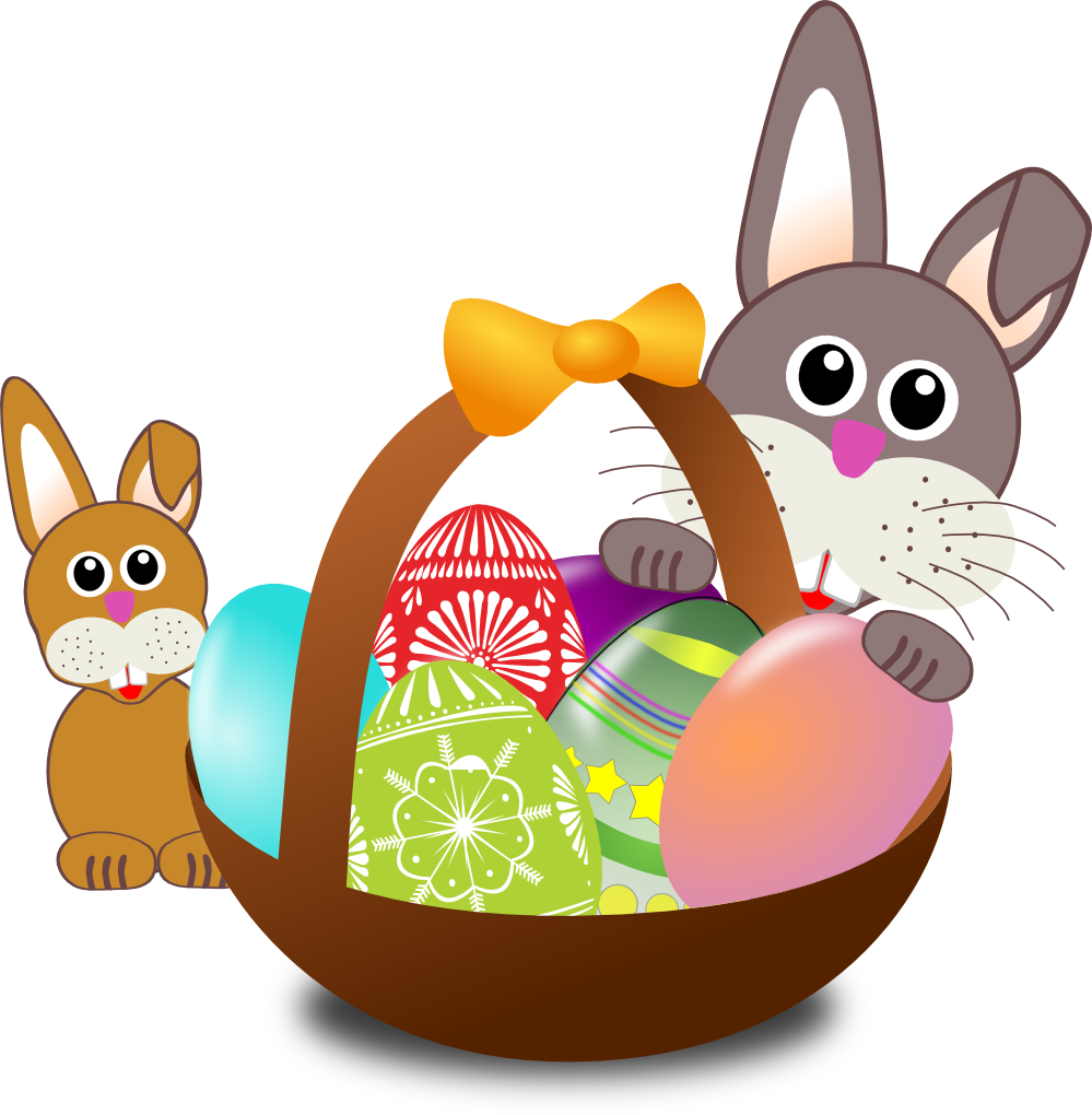 999x1020 Easter Cartoon Images
