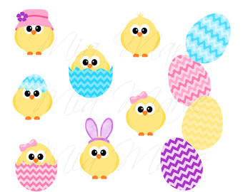 Bunny Easter Clipart