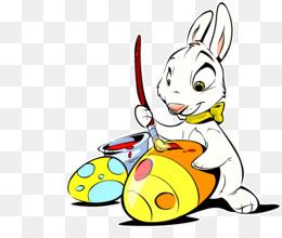 260x220 Easter Bunny Easter Egg Rabbit Clip Art