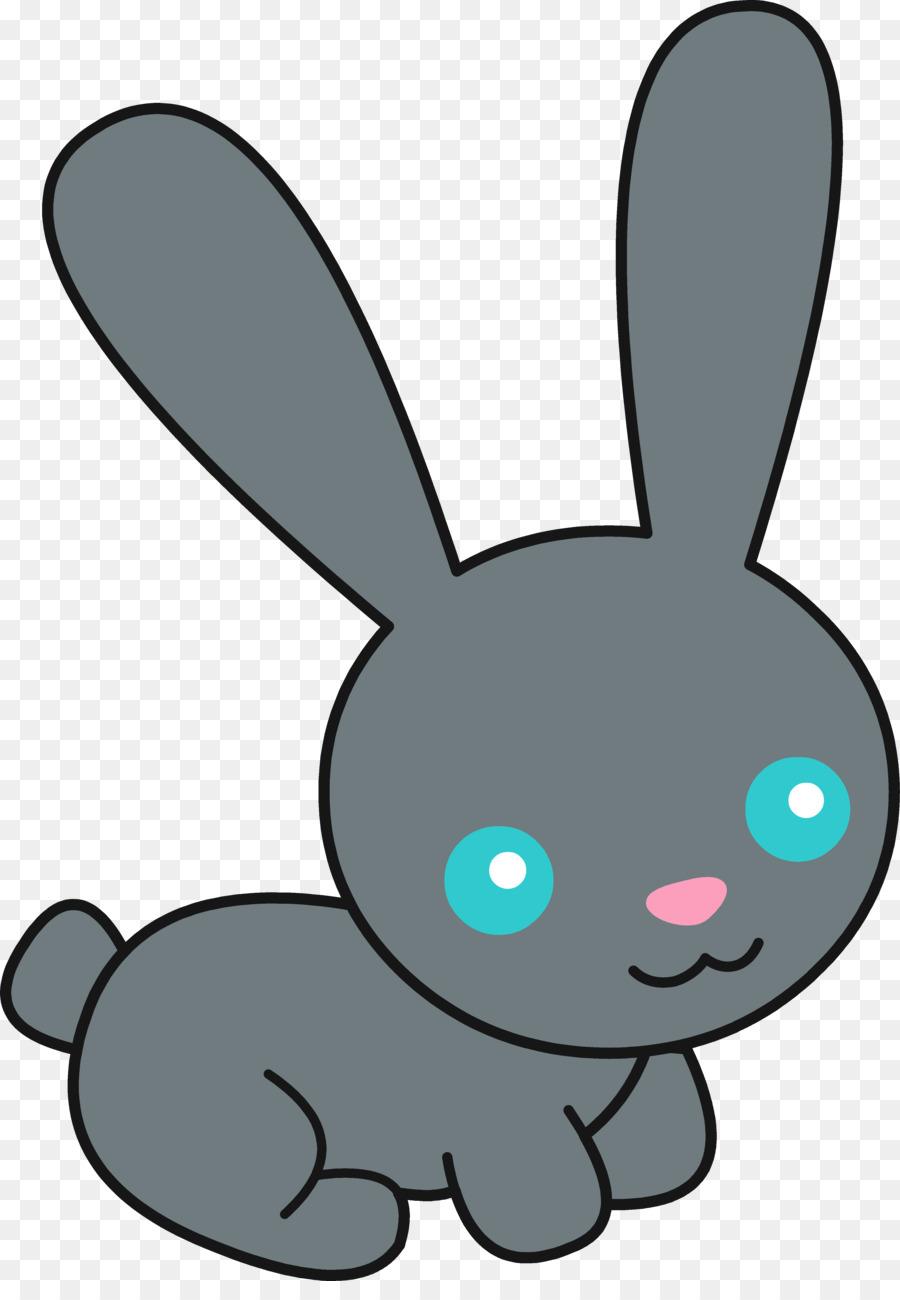 900x1300 Easter Bunny Rabbit Cuteness Clip Art