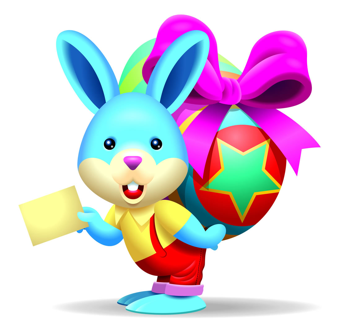 1101x1080 Easter Bunny Photo And Cute Clip Art