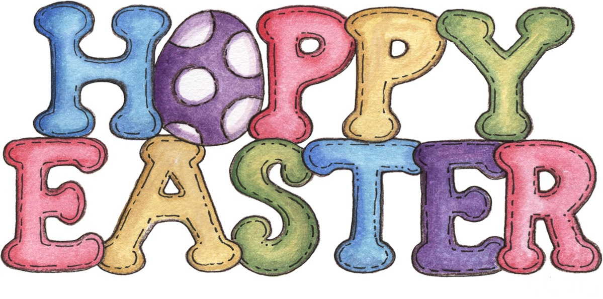 1199x595 Happy Easter Clipart Happy Easter 2018 Images, Quotes, Wishes