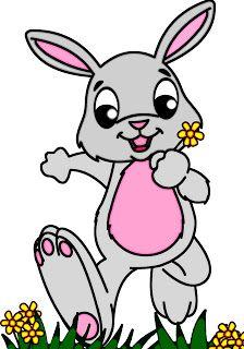 224x320 Free Easter Rabbit Clipart. Classroom Treasures. Free Clip Art