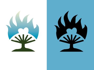 400x300 Burning Bush Logo By Adam Ladd