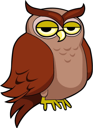 364x504 Burrowing Owl Clipart Cartoon