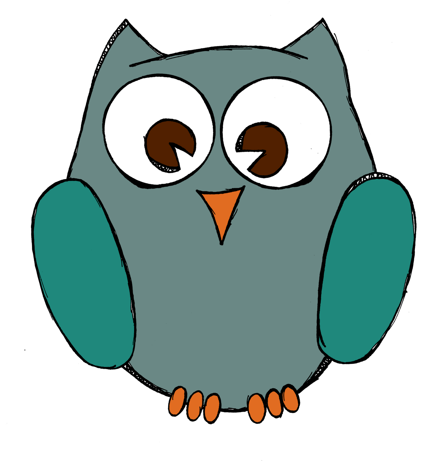 1528x1600 Clip Art Owl Black And White Clip Art
