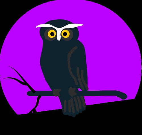 500x475 124 owl free clipart Public domain vectors