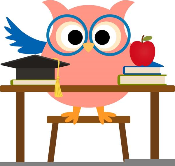 600x568 Teacher Owl Clipart Free Images