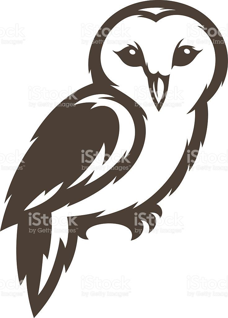 735x1024 Top 91 Barn Owl Clipart