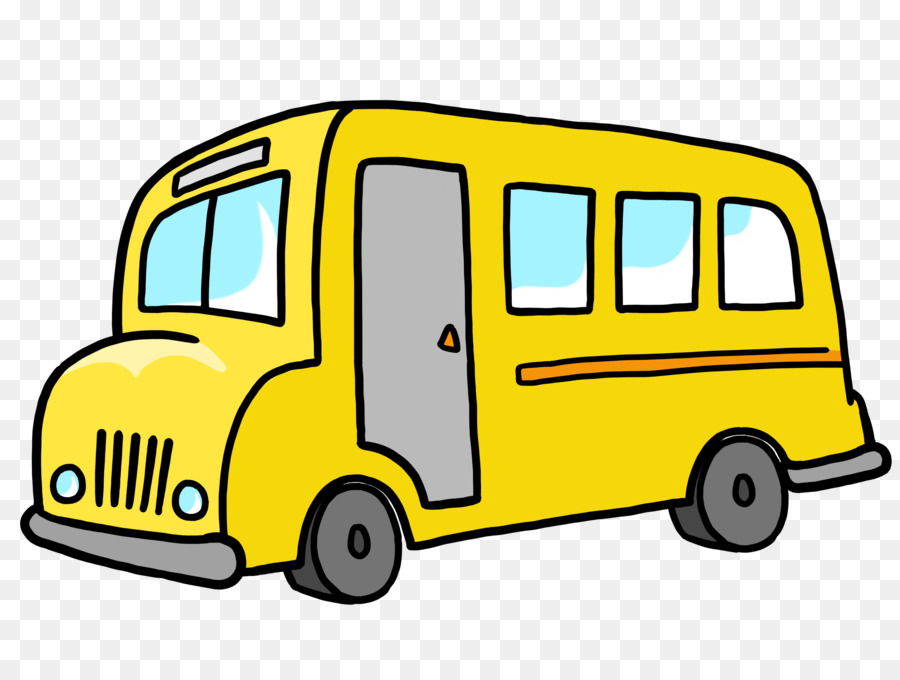 900x680 School Bus Clip Art