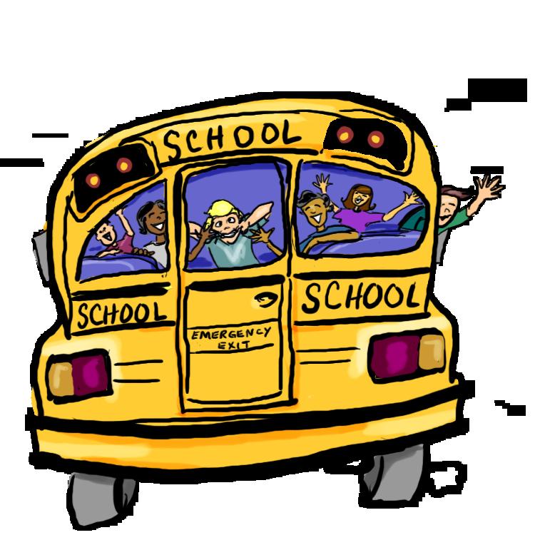 750x750 Travel School Bus Clipart, Explore Pictures