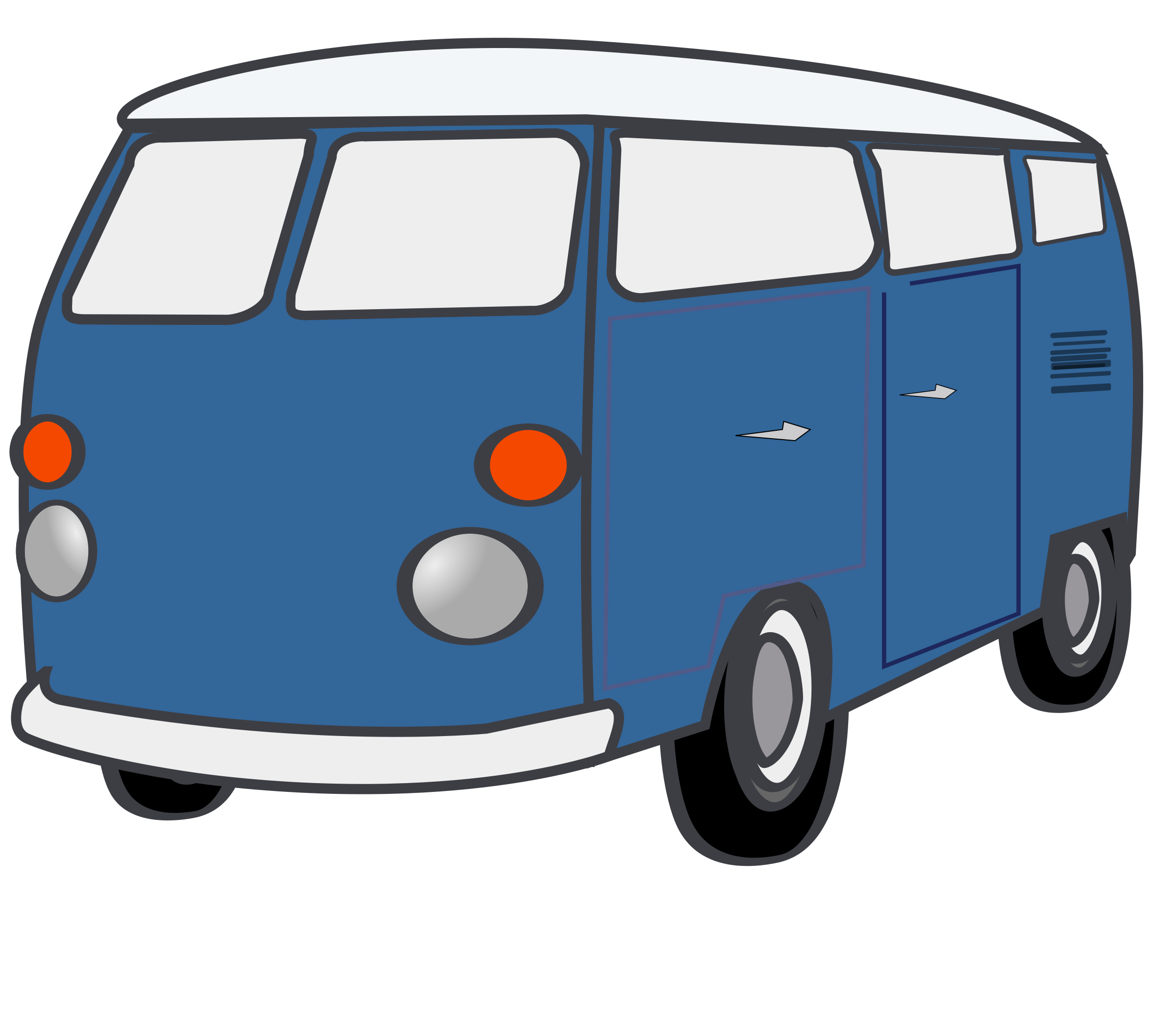 2400x2112 Vw Bus Clipart Free Download Clip Art Free Clip Art