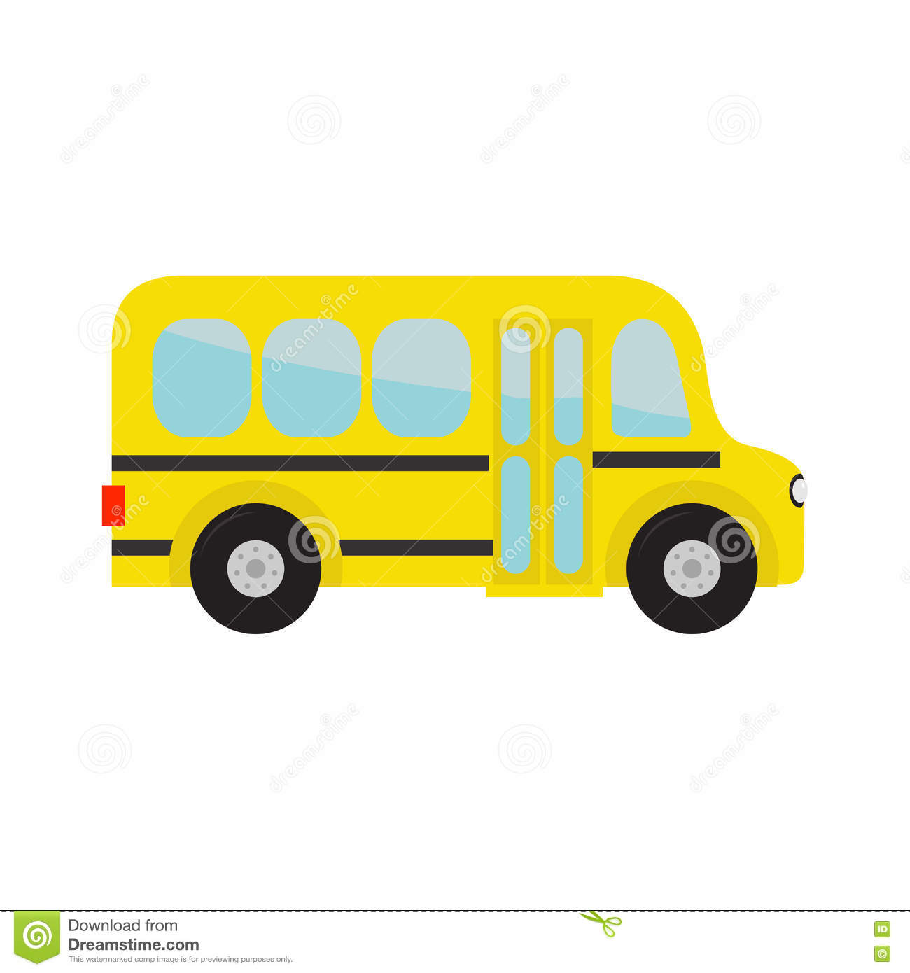 1300x1390 Bus Clipart Black And White