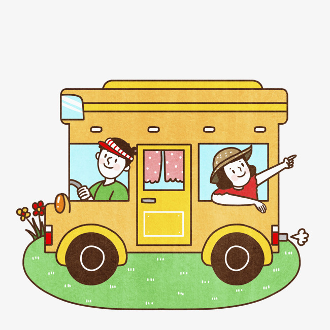 650x651 Yellow Bus, Yellow, Bus, Driver Png Image And Clipart For Free