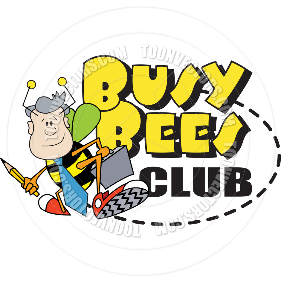 940x940 Busy Bee Clip Art Free Busy Bee Clipart Toonvectors 44519 940