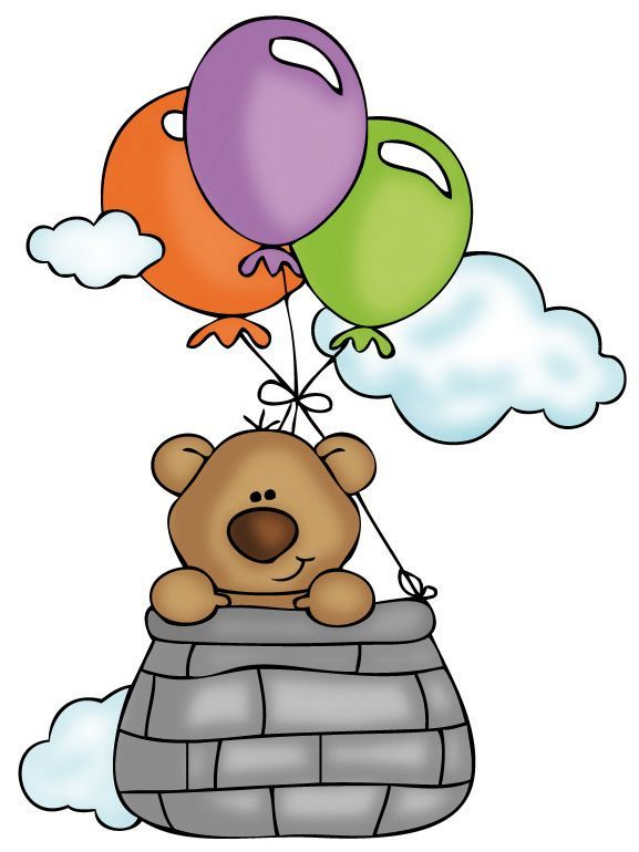 577x770 Teddy Bear Clip Art