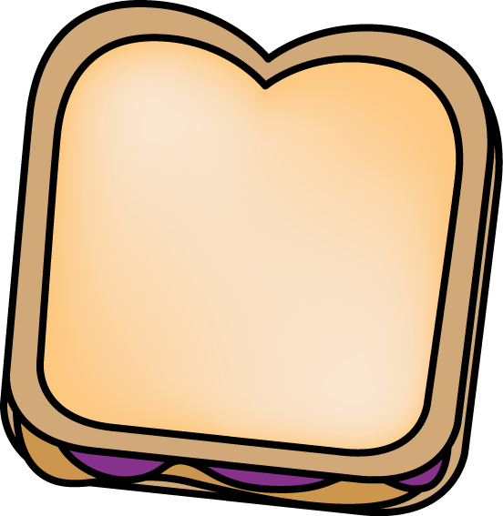 552x567 Peanut Butter And Jelly Clipart Peanut Butter And Jelly Clip Art