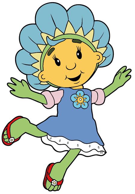 450x644 Fifi And The Flowertots Clip Art Cartoon Clip Art