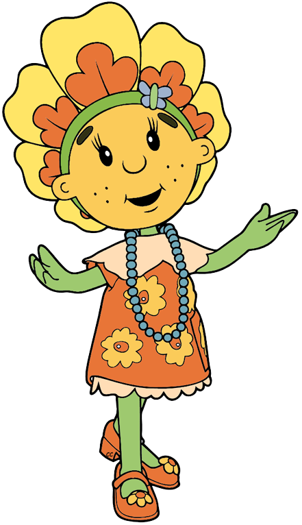 441x766 Fifi And The Flowertots Clip Art Cartoon Clip Art