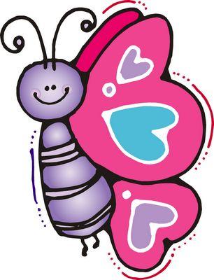 306x400 98 Best Butterflies Clip Art Images On Butterflies