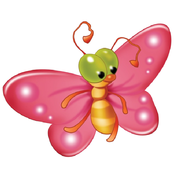 600x600 Baby Butterfly Cartoon Cliprt Pictures.all Butterflyre Om
