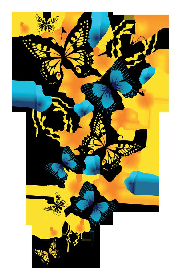 572x898 Butterfly Net Clipart