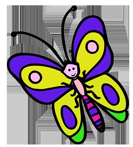 427x472 Butterfly Clip Art Butterfly Clipart 2
