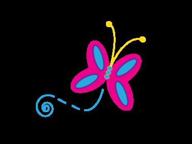 375x281 Butterfly Clipart Princess