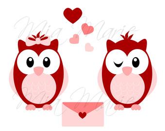 340x270 Instant Download Digital Clip Art Owl Clipart Owl Clip