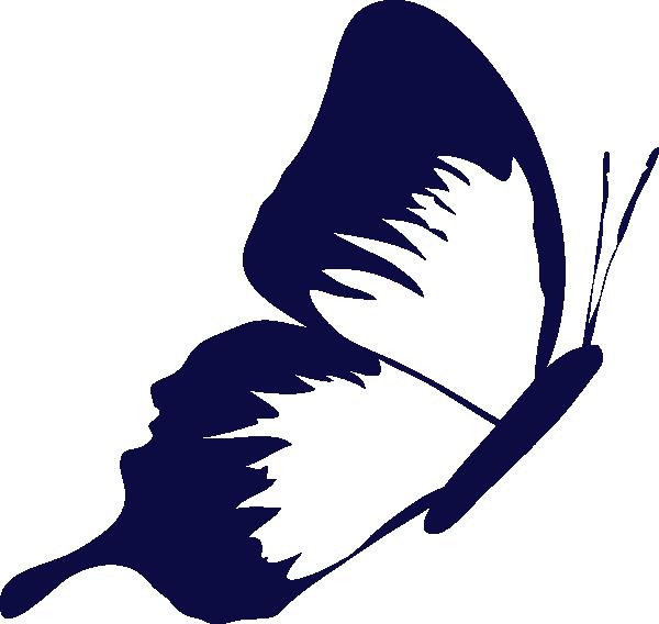 600x568 Butterfly Clip Art