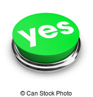 186x194 Clipart Clip Answer Sell Button Yes Challenging Convince