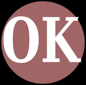 299x297 Okey Clipart Button Clip Art